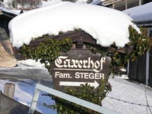 Taxerhof Mittersill, Penziony  Mittersill - big - 19