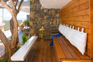 Villa Olga, Vily  Agios Nikolaos - big - 82