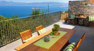 Villa Olga, Vily  Agios Nikolaos - big - 58