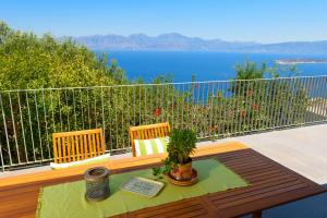 Villa Olga, Vily  Agios Nikolaos - big - 59