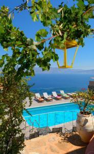 Villa Olga, Vily  Agios Nikolaos - big - 62