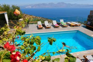 Villa Olga, Vily  Agios Nikolaos - big - 1