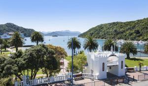 Luxury Seaview Waterfront Apartments, Apartmány  Picton - big - 7