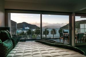 Luxury Seaview Waterfront Apartments, Apartmány  Picton - big - 5