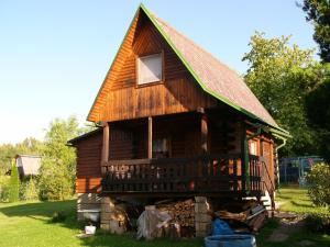 Holiday Home Zdena 1, Ferienhäuser  Modřišice - big - 22