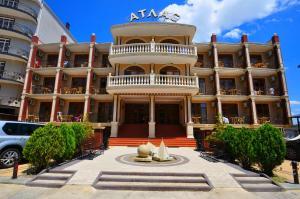 Hotel Atlas, Hotel  Vityazevo - big - 1