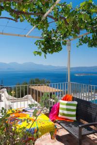 Villa Olga, Vily  Agios Nikolaos - big - 16