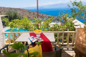 Villa Olga, Vily  Agios Nikolaos - big - 20