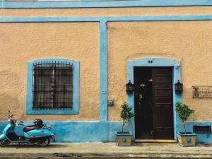 Hotel Zamna, Hotels  Mérida - big - 34