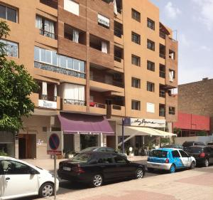 Les Suites de Marrakech - 2, Apartmány  Marakéš - big - 12