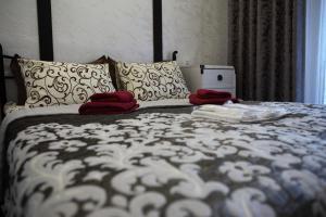 FAVAR Carpathians, Apartments  Skhidnitsa - big - 125