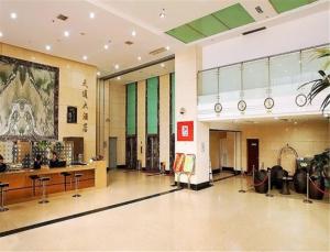 Dalian Tian Tong Hotel, Отели  Далянь - big - 18