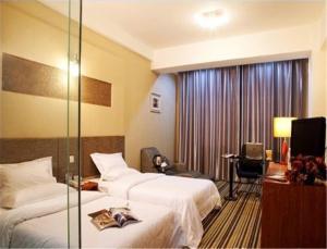 Dalian Tian Tong Hotel, Отели  Далянь - big - 19