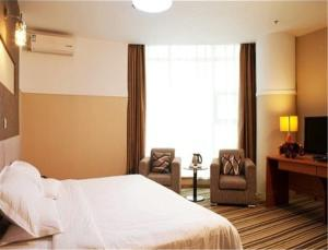 Dalian Tian Tong Hotel, Отели  Далянь - big - 21