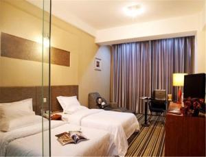 Dalian Tian Tong Hotel, Отели  Далянь - big - 23