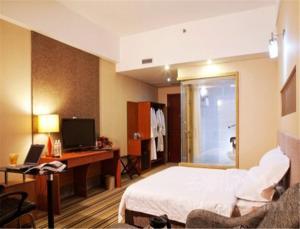 Dalian Tian Tong Hotel, Отели  Далянь - big - 24