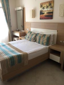 Asmin Hotel Bodrum, Hotely  Bodrum - big - 14