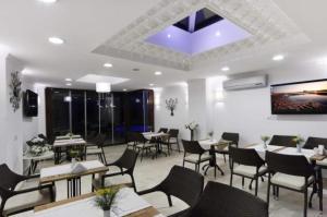 Asmin Hotel Bodrum, Hotely  Bodrum - big - 41