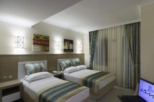 Asmin Hotel Bodrum, Hotely  Bodrum - big - 3