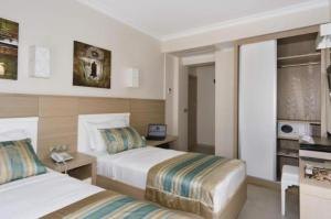 Asmin Hotel Bodrum, Hotels  Bodrum City - big - 11