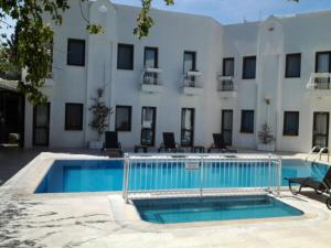 Asmin Hotel Bodrum, Hotels  Bodrum City - big - 49
