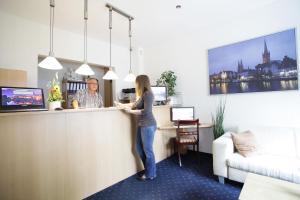 Stadt-gut-Hotel Baltic Hotel, Hotel  Lubecca - big - 31