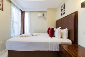 JMM Grand Suites, Apartmanhotelek  Manila - big - 52