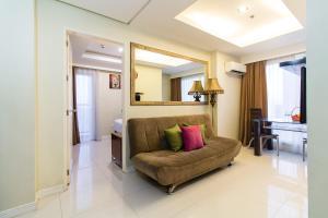 JMM Grand Suites, Apartmánové hotely  Manila - big - 51