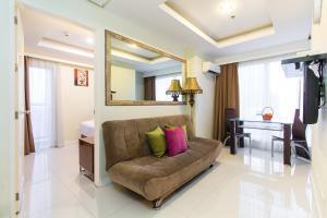 JMM Grand Suites, Apartmanhotelek  Manila - big - 16