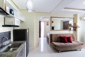 JMM Grand Suites, Apartmánové hotely  Manila - big - 50
