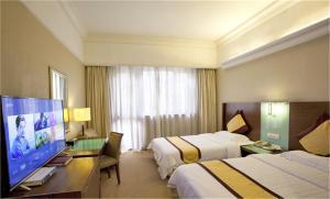Foshan Carrianna Hotel, Szállodák  Fosan - big - 26