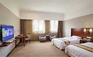 Foshan Carrianna Hotel, Szállodák  Fosan - big - 22