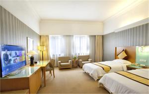 Foshan Carrianna Hotel, Szállodák  Fosan - big - 21