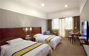 Foshan Carrianna Hotel, Hotels  Foshan - big - 18