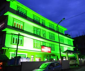 Hotel Golden Sunrise & Spa, Hotely  Pelling - big - 28