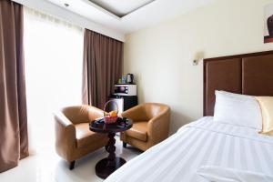 JMM Grand Suites, Apartmánové hotely  Manila - big - 10