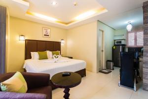 JMM Grand Suites, Apartmanhotelek  Manila - big - 15