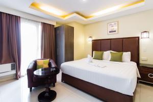 JMM Grand Suites, Apartmanhotelek  Manila - big - 18