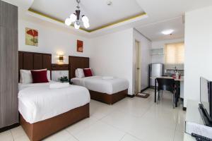JMM Grand Suites, Apartmanhotelek  Manila - big - 17