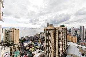 JMM Grand Suites, Apartmanhotelek  Manila - big - 9
