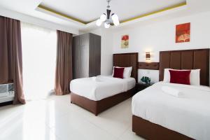 JMM Grand Suites, Apartmanhotelek  Manila - big - 8