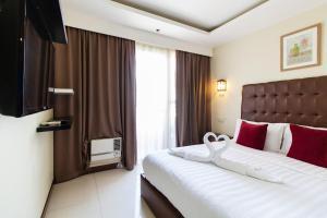 JMM Grand Suites, Apartmánové hotely  Manila - big - 19