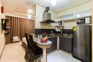 JMM Grand Suites, Apartmanhotelek  Manila - big - 6