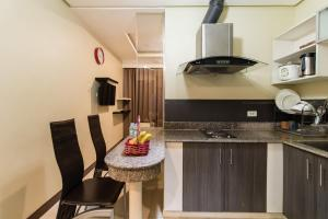 JMM Grand Suites, Apartmanhotelek  Manila - big - 5