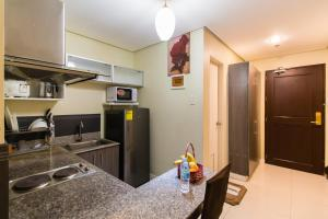 JMM Grand Suites, Apartmanhotelek  Manila - big - 4