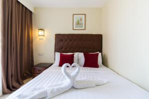JMM Grand Suites, Apartmanhotelek  Manila - big - 27