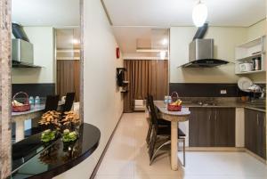 JMM Grand Suites, Apartmanhotelek  Manila - big - 3