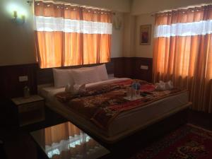 Hotel Golden Sunrise & Spa, Hotely  Pelling - big - 11