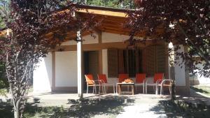 Villa El Refugio, Dovolenkové domy  Potrerillos - big - 12
