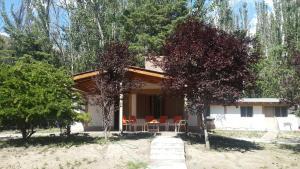 Villa El Refugio, Dovolenkové domy  Potrerillos - big - 21
